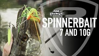 *** Fox Rage TV CZ&SK *** - Spinner Baits