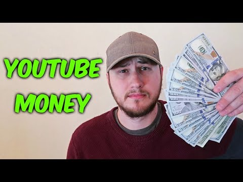 The Truth About YouTube Money!