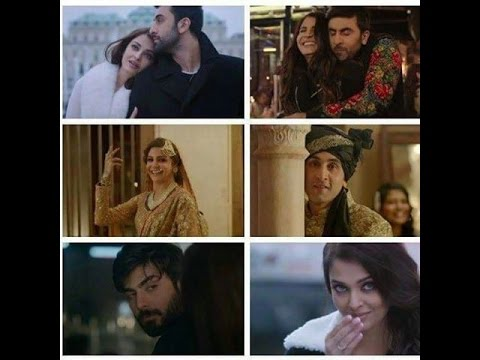 Ae Dil Hai Mushkil - Full Video  Song With...