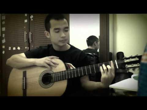 Nhập môn Guitar cho người mới bắt đầu & thực hành điệu Slow