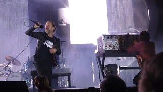 Radiohead - Idioteque – Live in Berkeley