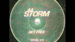 DJ Storm - Set Free (Original Version)