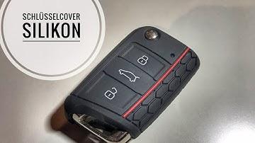 Seat Leon 5F / Golf 7 / Seat Ibiza Silikon Schlüsselcover