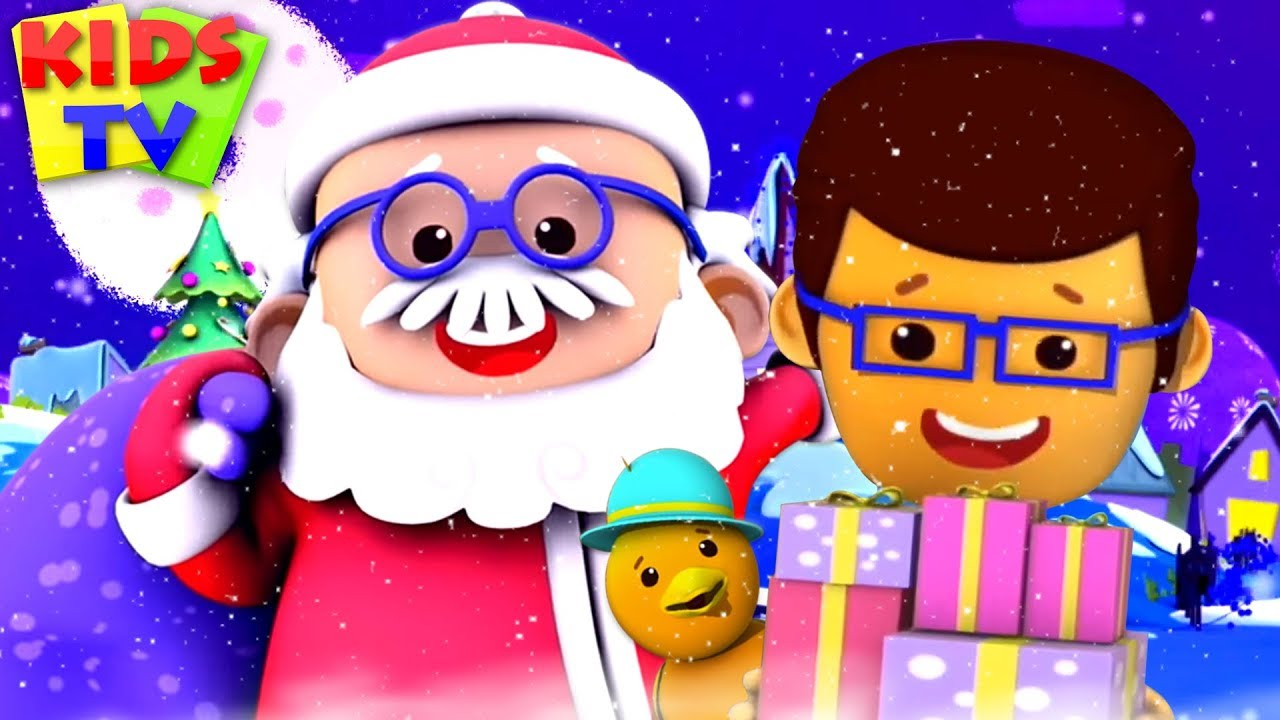 We Wish You a Merry Christmas | Christmas Songs & Carols | Nursery Rhymes | Jingle Bells