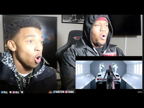Migos, Nicki Minaj, Cardi B - MotorSport- REACTION
