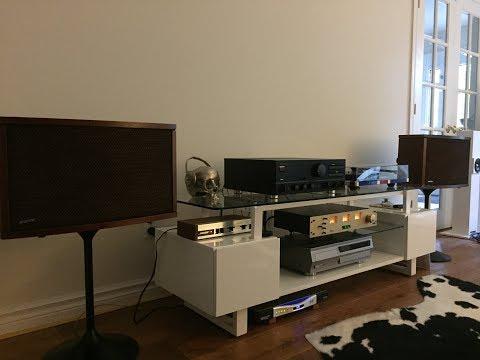 Bose 901 Series 3 Speakers!