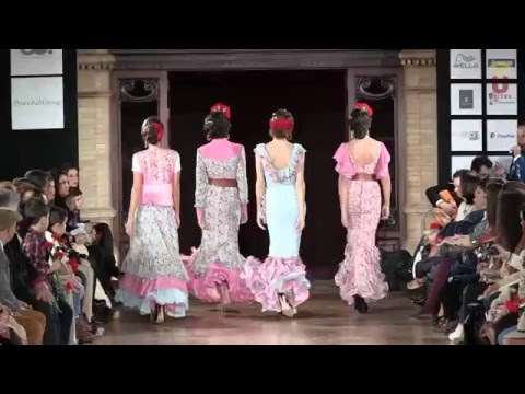 DESFILE Consolación Ayala We Love Flamenco 2016