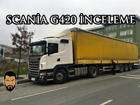 Scania G420 İnceleme | Kullanıcı Yorumları | Dikkat Geyik İçerir :)