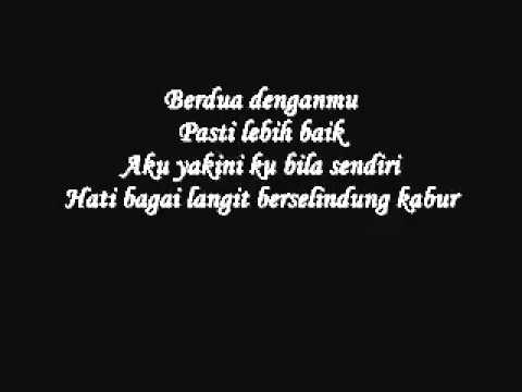 Berdua Lebih Baik lyrics by Acha Septriasa with meaning ...