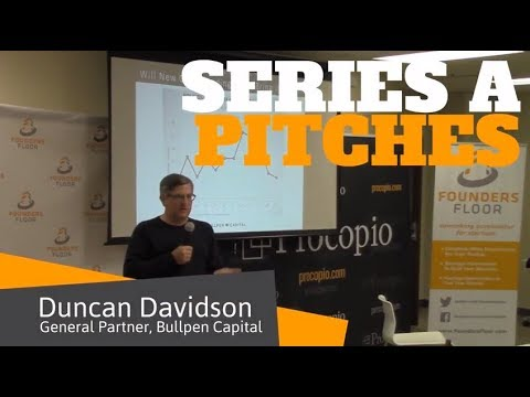 Series A Pitches