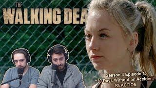 The Walking Dead Season 4 Episode 1 Reaction
