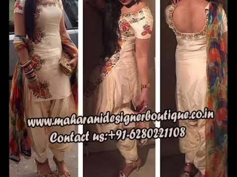 Designer Boutiques In Ludhiana  | MAHARANI DESIGNER BOUTIQUE