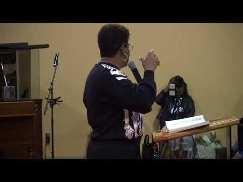 Apostle Kim Daniels