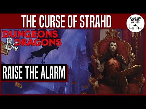 Raise the Alarm   D&D 5E Curse of Strahd   Episode 83