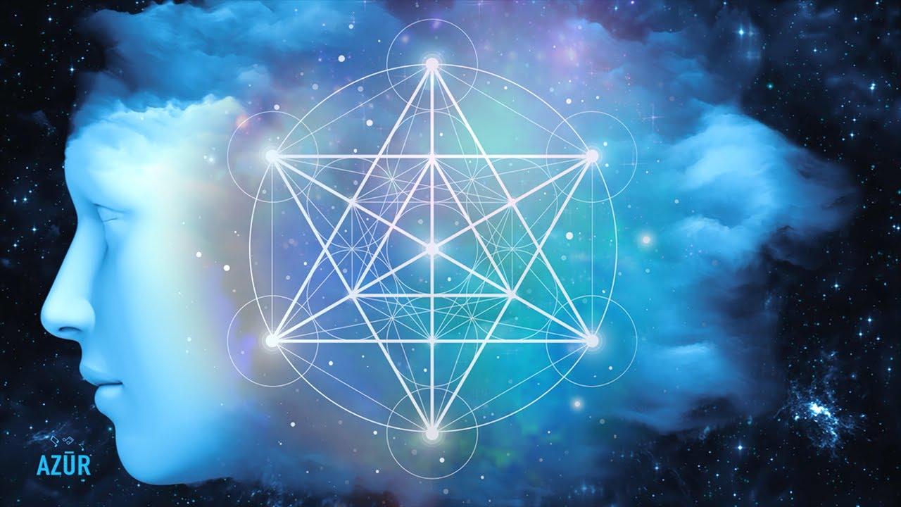 Archangel Metatron Miracle Healing While You Sleep With Theta Waves | 528 Hz