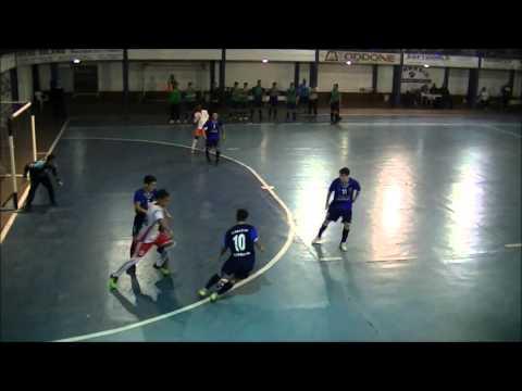 FUTSAL AFA · Unión de Ezpeleta 3 - Almafuerte 2 (Fecha 29 - Torneo 2015)