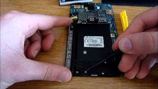 Samsung Galaxy Note GT N7000 USB Modul replacement