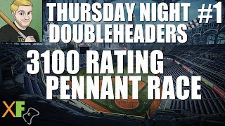 Introducing Thursday Night Doubleheaders! SMB 2 Online Pennant Race | 3100+ Rating
