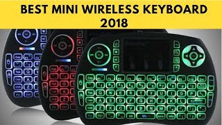 Download Video BEST MINI WIRELESS KEYBOARD FOR ANDROID TV BOX (PC, MAC, PS4) AND ALL OTHER DEVICES MP3 3GP MP4