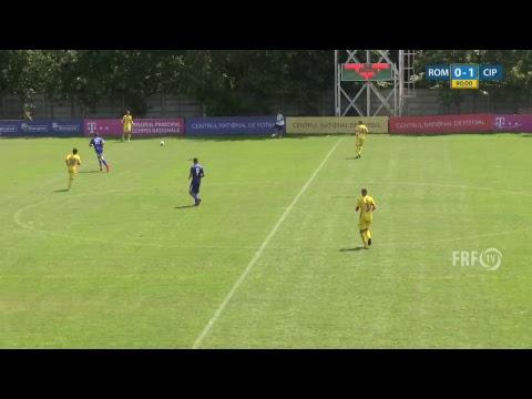 LIVE - Romania U19 - Cipru U19 | 10 august 2017