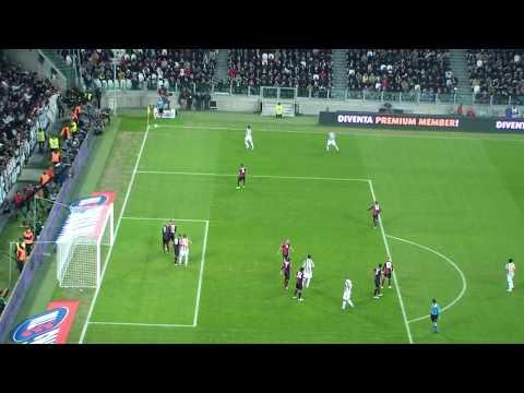 JUVENTUS Vs Genoa  Goal Matri 1-0