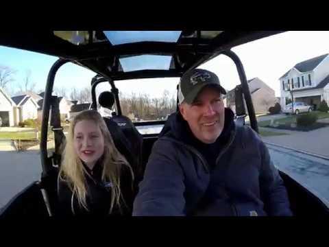2017 Polaris RZR 1000 Turbo XP 4 first ride