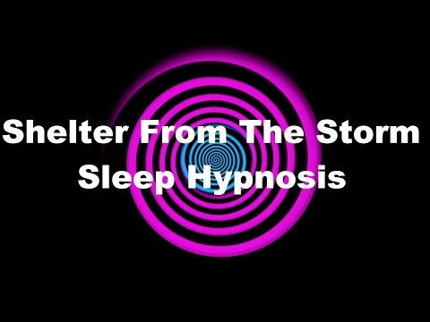 Shelter From The Storm Sleep Hypnosis (Patron Script)