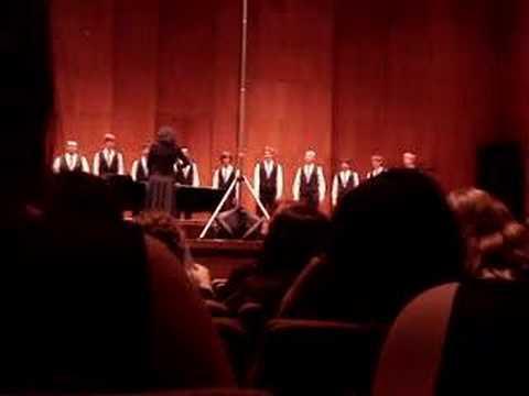 Shoshone Love Song - NJHSA Men's Ensemble