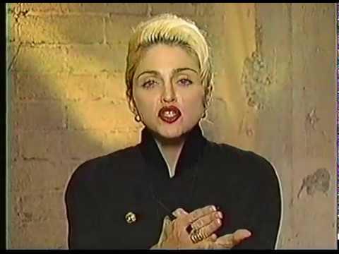 Madonna Nightline Interview December 3, 1990