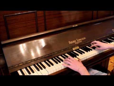 Hot Stuff - Donna Summer (Piano)
