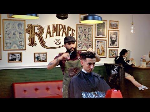 Rampage Grand Opening | Bogota Barber Shop