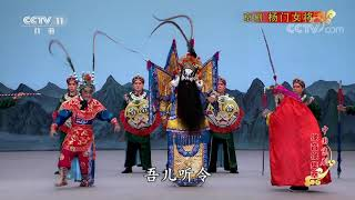 《中国京剧像音像集萃》 20200107 京剧《杨门女将》 2/2| CCTV戏曲