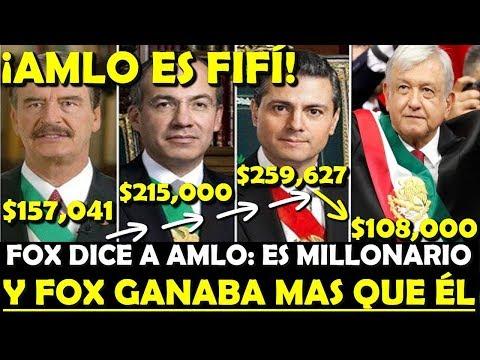 ¡ AMLO ES FIFI ! SE LE VA VICENTE FOX A LA YUGULAR DE LOPEZ OBRADOR - ESTADISTICA POLITICA