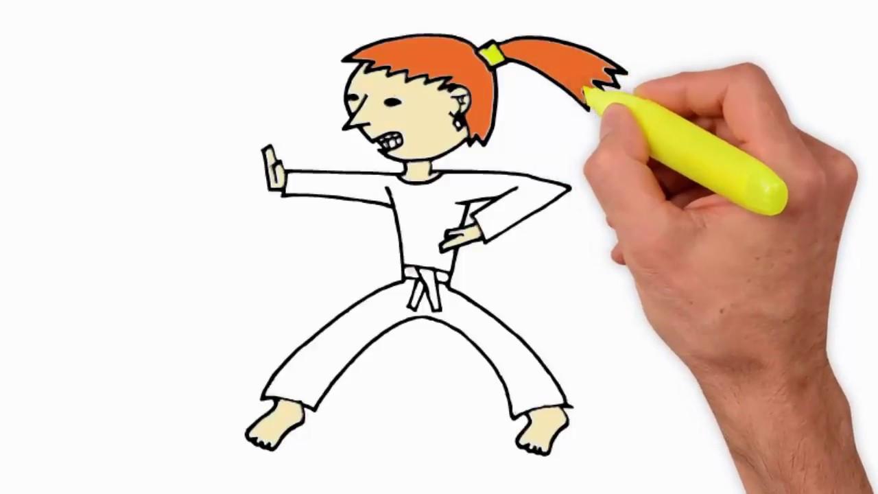 Taekwondo beijin olympic symbol coloring pages - Hellokids.com | 720x1280