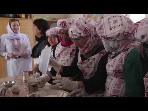 Wall Street to Afghan Women's Co-Op