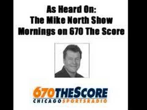 Jay Mariotti on The Mike North Show - www.jaythejoke.com