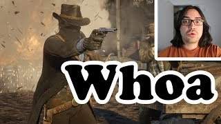 Pothead Plays Read Dead Redemption 2 LIVE #7