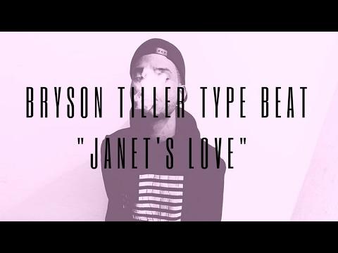 "Bryson Tiller TYPE BEAT - ""Janets Love""  96 bpm Instrumental"