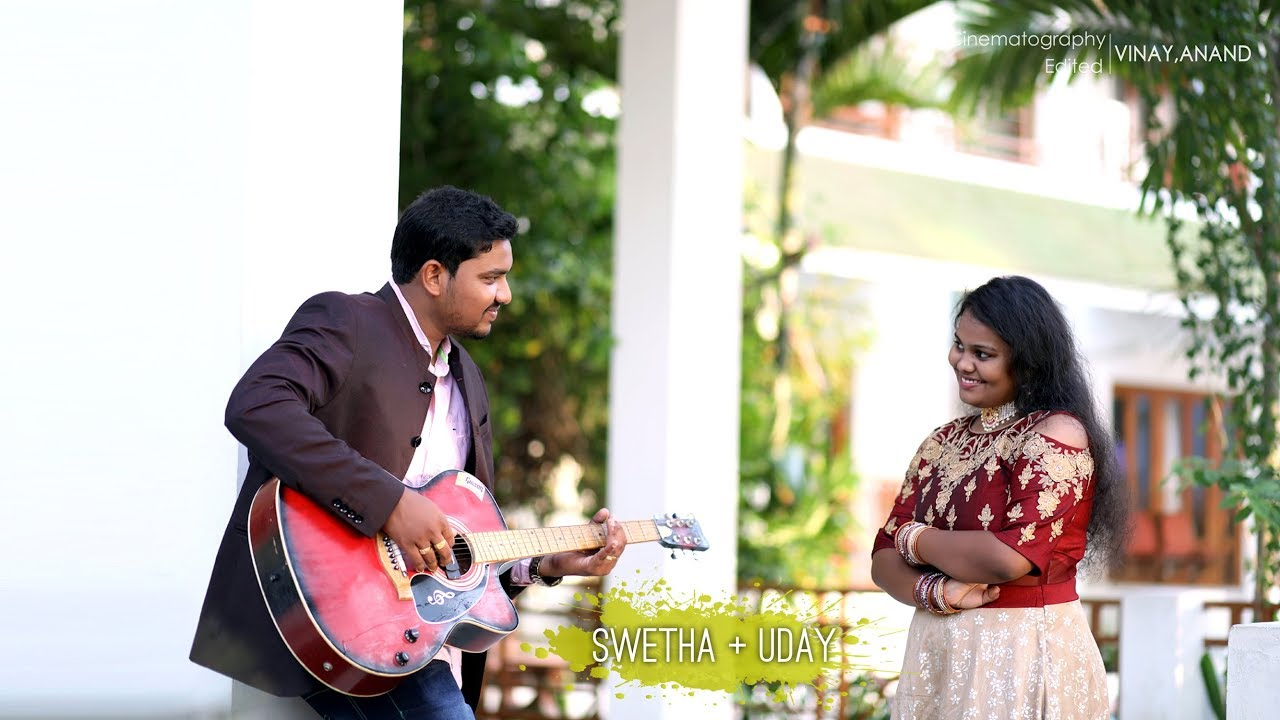 Dhoram Song Post Wedding Video Swetha Uday