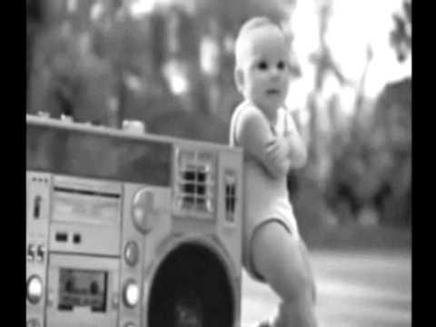 Cool baby listening zunea zunea