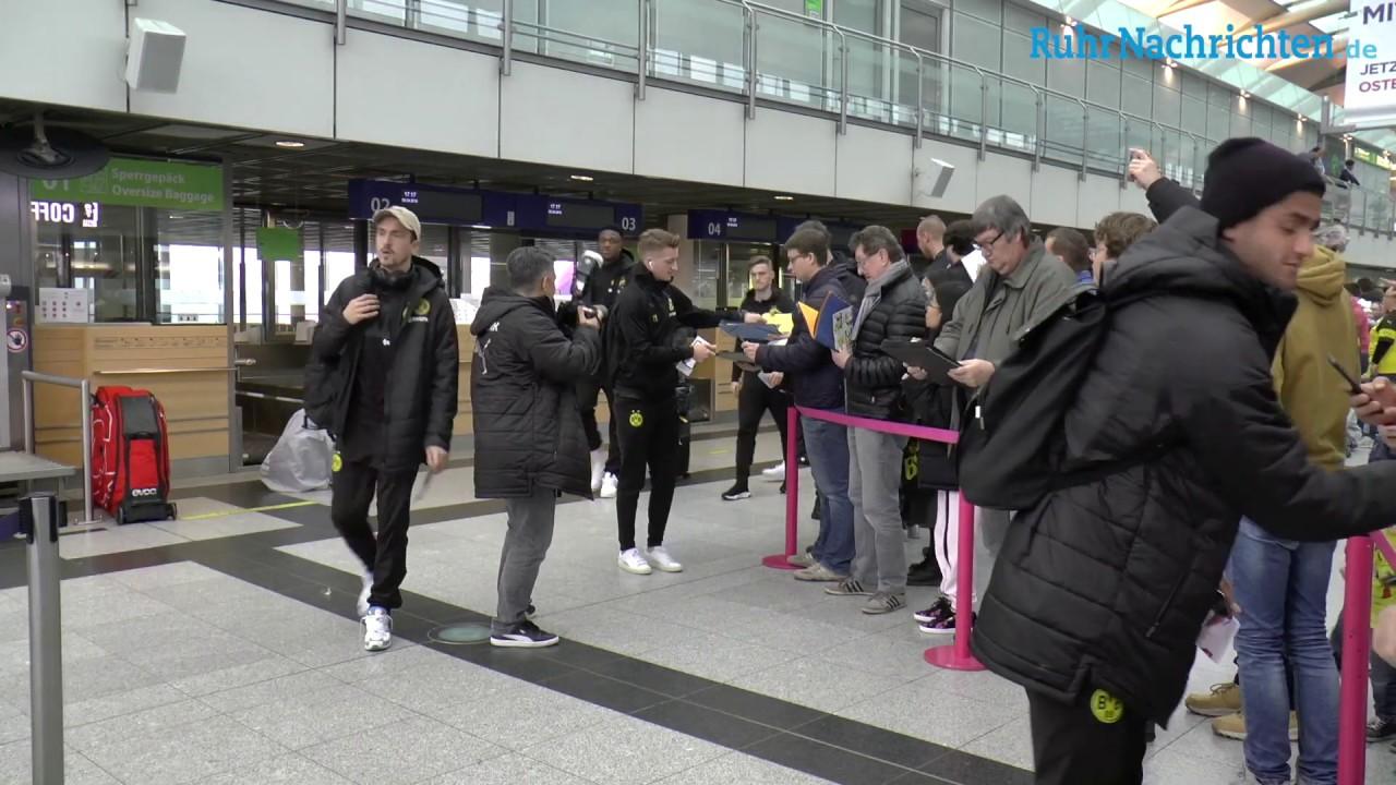 BVB ohne Alcacer und Guerreiro nach München