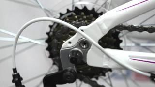 Обзор велосипеда MERIDA DAKAR 624 V GIRL (2011)