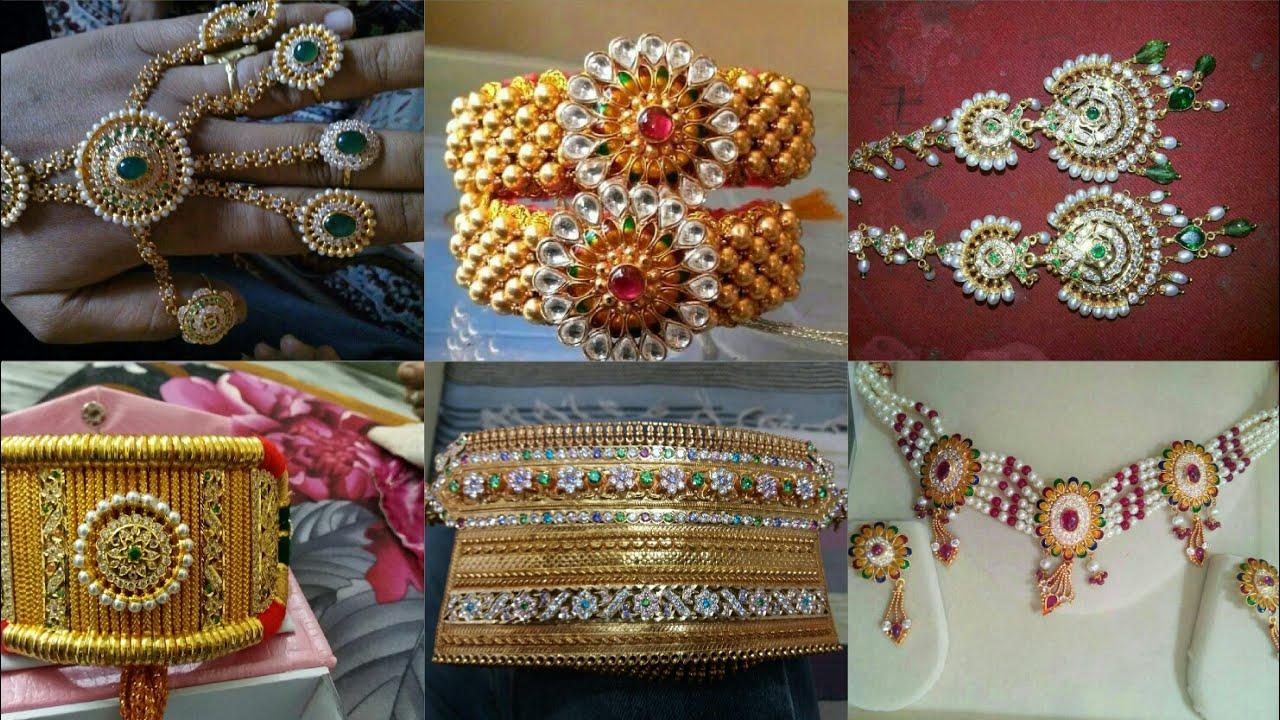 All Rajputi Jewellery Set | All Rajputi Aad Baju Punach Haar ...