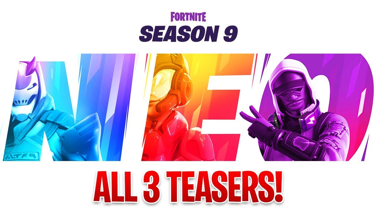 SEASON 9 TEASER 3 in Fortnite Battle Royale! (Fortnite Season 9) thumbnail