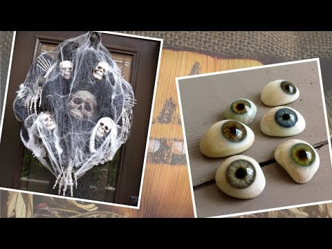 45 Homemade Halloween Decoration Ideas Fall Crafts To Make And Sell