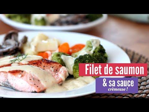délicieux-plat-au-saumon-#recette-rapide