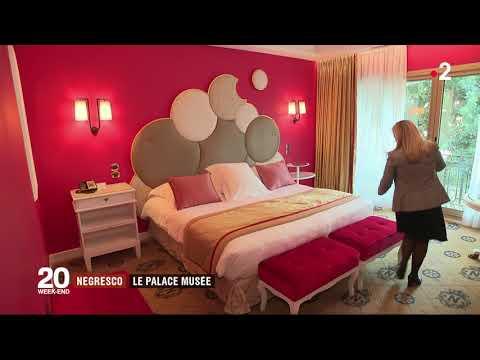 Histoire du mythique hôtel Negresco de Nice, janvier 2019