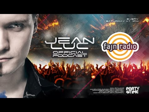 Jean Luc - Official Podcast #123 (Party Time on Fajn Radio)