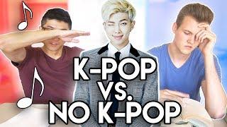 MUSIC vs. NO MUSIC (K-POP EDITION)