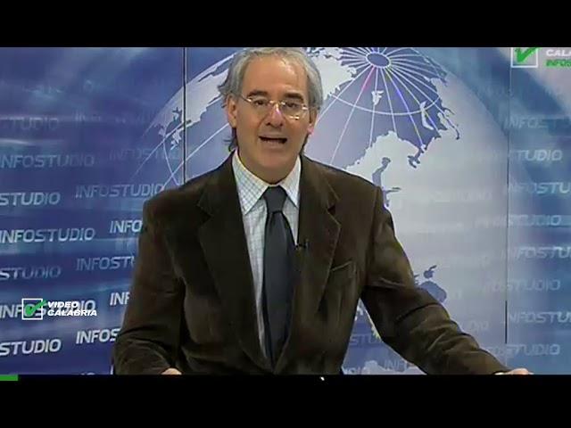 InfoStudio il telegiornale della Calabria notizie e approfondimenti - 30 Marzo 2020 ore 13.30